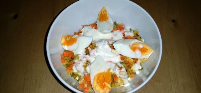 Deftiger Salat im Thermomix